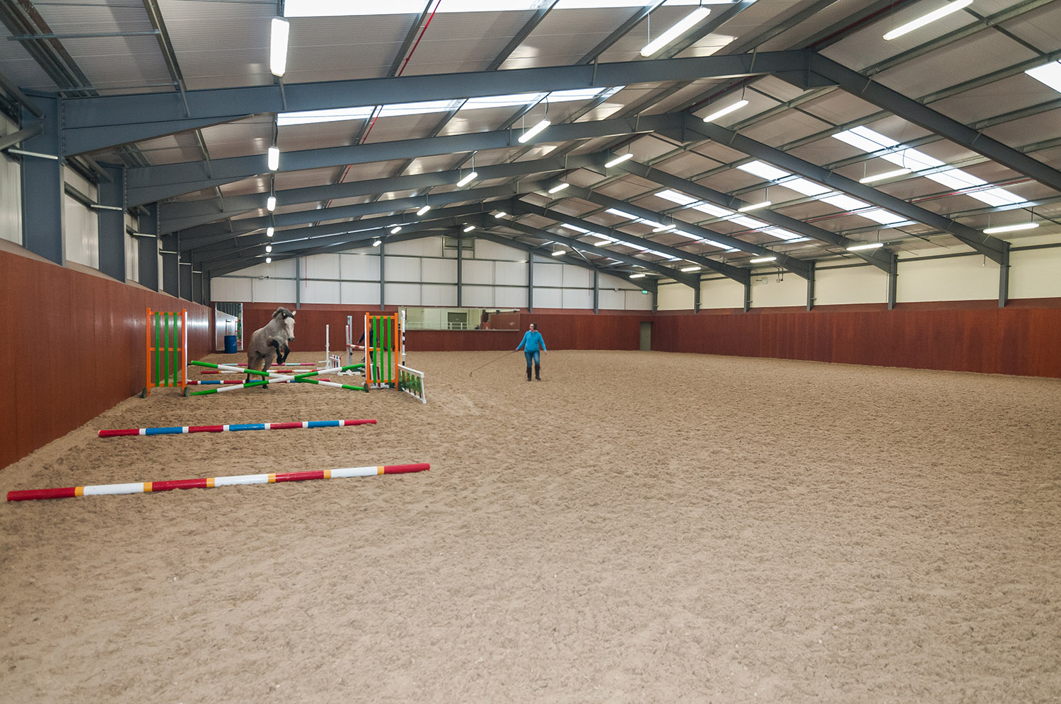 Thompson house equestrian centre wcp associates for The thompson house